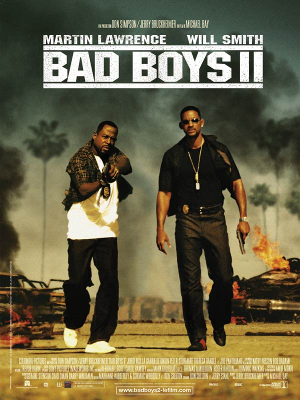Плохие парни II/Bad Boys II/2003/DVDRip
